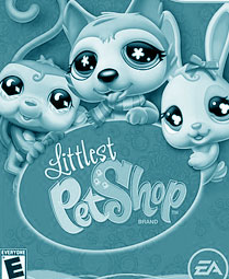 Rebecca Schweitzer voiced character on Littlest Pet Shop Video Game